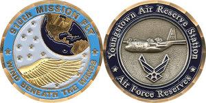 910th Mission Flt