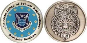 Air Force OSI Belgium