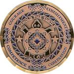 BG Frank Padilla Coin