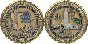 Baton Rouge Bike Coin