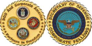 Corporate Fellows Coin