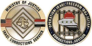Iraqi Corrections Service